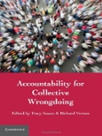 Accountability for Collective Wrongdoing Book Cover