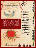 Au-Dela Book Cover