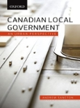 Canadian Local Government Book Cover