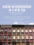 Urban Neighborhoods Book Cover